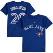 Toronto Blue Jays Youth Josh Donaldson T-Shirt
