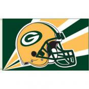 Green Bay Packers 3′ x 5′ Flag