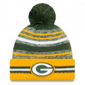 Green Bay Packers Official Sideline Sport Knit