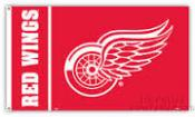 Detroit Red Wings 3′ x 5′ Flag