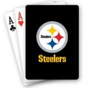 Pittsburgh Steelers Playing Cards