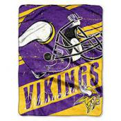 Minnesota Vikings Micro Throw