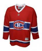 Montreal Canadiens Kids 4/7 Jersey