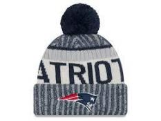 New England Patriots Official Sideline Sport Knit