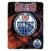 Edmonton Oilers Micro Throw
