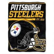 Pittsburgh Steelers Micro Throw