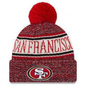 San Francisco 49ers Official Sideline Sport Knit