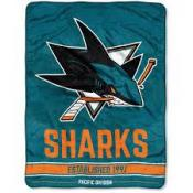 San Jose Sharks Micro Throw