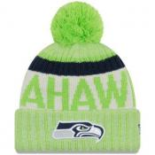 Seattle Seahawks Official Sideline Sport Knit