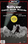 BCW Silver Comic Book Boards 100 Count