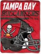 Tampa Bay Buccaneers Micro Throw