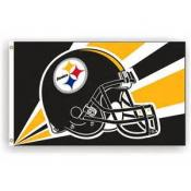 Pittsburgh Steelers 3′ x 5′ Flag