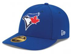 Toronto Blue Jays Low Crown MLB Authentic Collection 59FIFTY