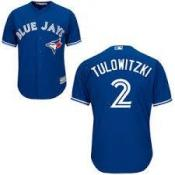 Toronto Blue Jays Replica Troy Tulowitzki Jersey